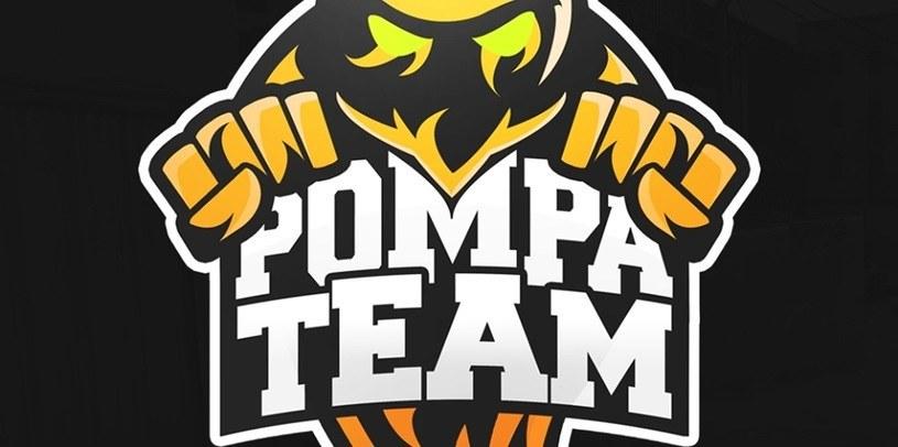 Pompa Team - logo /materiały źródłowe