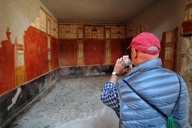 Pompeje, zdjęcie ilustracyjne /AFP