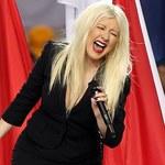 Pomyliła tekst hymnu. Christina Aguilera przeprasza