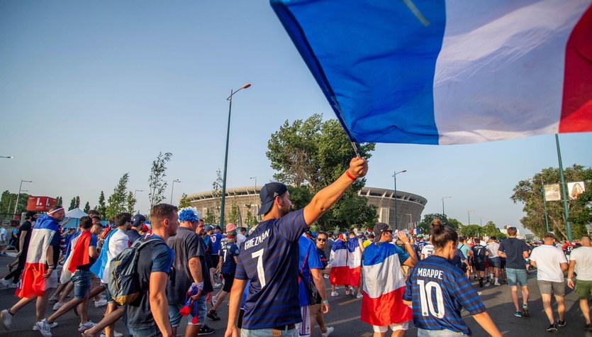 Pomylili Bukareszt z Budapesztem. Komiczna wpadka francuskich kibiców