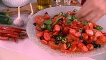 Pomysł na obiad: truskawki, młode ziemniaki, ogórki małosolne