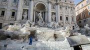 Pomysł władz Rzymu: Nie zatrzymamy się przed fontanną di Trevi