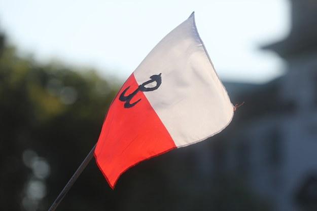 """""""Pomyślałam wtedy, że skoro wieszają flagi, to Polska jest już wolna"""" /Stanisław  Kowalczuk /East News"""
