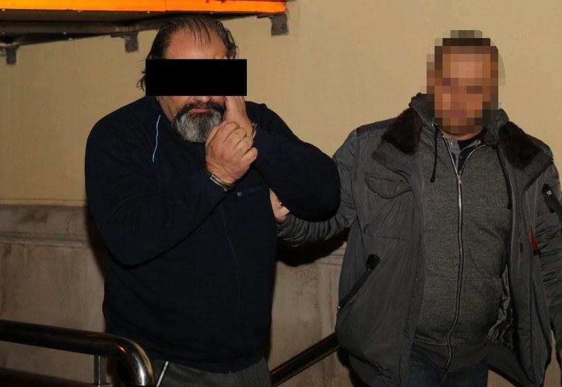 """Pomysłodawca """"mafii wnuczkowej"""" bez aresztu, fot. CBŚP /Policja"""