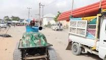 Pomysłowy Somalijczyk własnoręcznie zbudował czołg