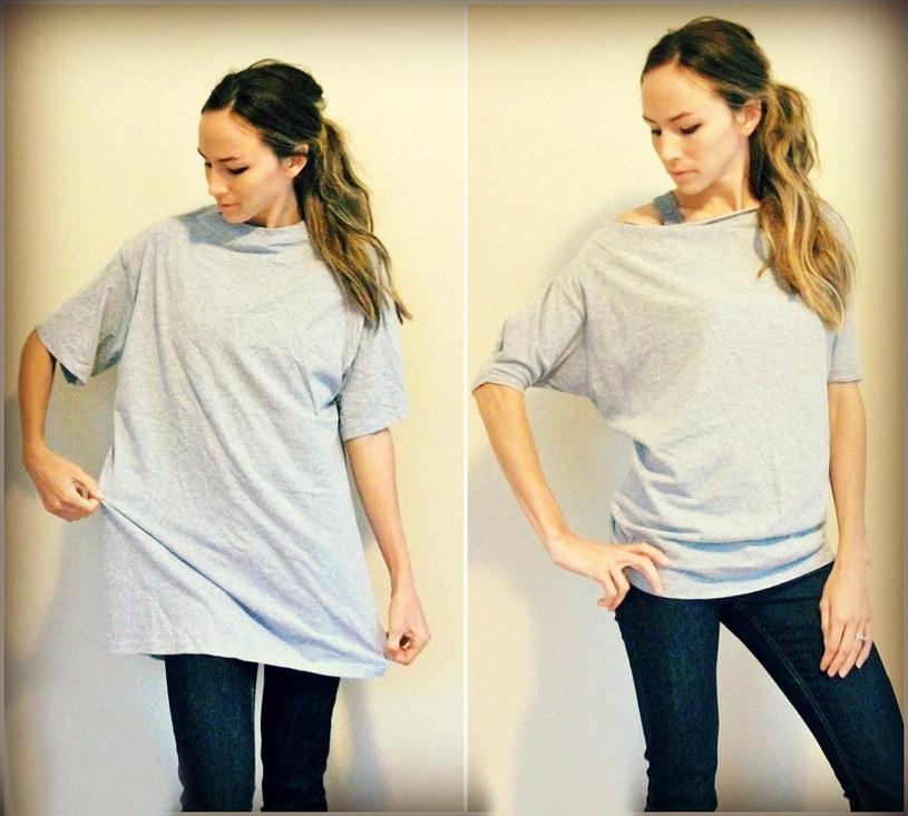 pomysły na przerobienie ubrań - krok 1 /© Photogenica