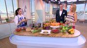 Pomysły na słodki lunch według Diany Volokhovej: pierogi z wiśniami, truskawkowa zupa i czamczarak