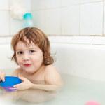 Pomysły na zabawy w kąpieli