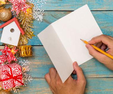 Pomysły na życzenia świąteczne