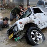 Ponad 100 ofiar śmiertelnych powodzi i osunięć ziemi w Japonii