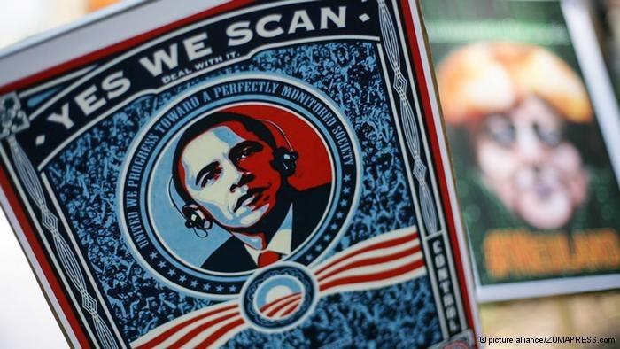 Ponad 120 przywódców państw i rządów na celowniku NSA /Deutsche Welle