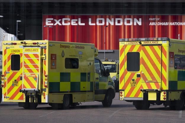 Ponad 1200 ofiar koronawirusa w Wielkiej Brytanii