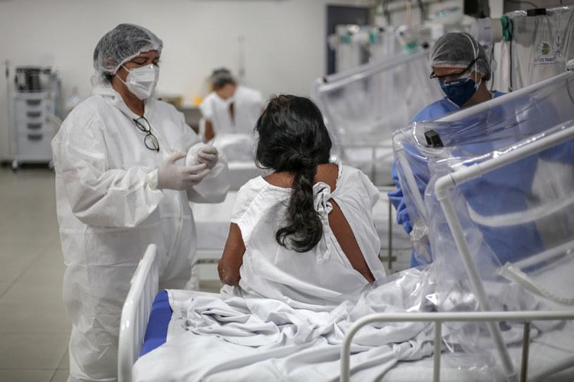 Ponad 14 tys. nowych przypadków koronawirusa w Brazylii; zdj. ilustracyjne /Andre Coelho /Getty Images