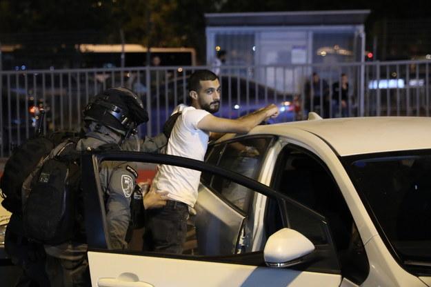 Ponad 180 osób zostało rannych w starciach między Palestyńczykami a izraelską policją /ABIR SULTAN /PAP/EPA