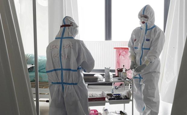 Ponad 21 tys. nowych zakażeń koronawirusem, coraz więcej zajętych respiratorów [NOWE DANE]