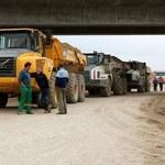 Ponad 250 firm domaga się pieniędzy za prace na budowie autostrad