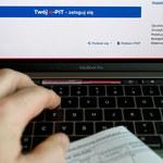 Ponad 3 miliony Polaków nie może rozliczyć PIT-ów przez internet