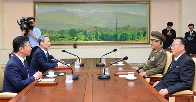 Ponad 30 godzin rozmów. Jest porozumienie między Koreami