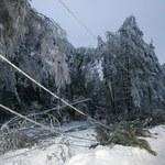 Ponad 30 tys. gospodarstw bez prądu po marznących opadach