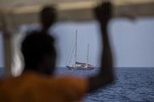 Ponad 340 migrantów uratowanych na Morzu Śródziemnym