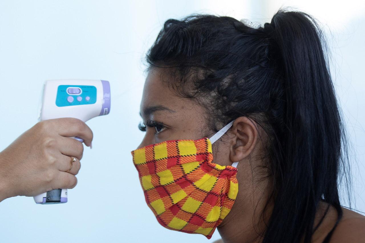 """Ponad 400 tys. zakażonych koronawirusem w Brazylii. """"Pandemia jest w szczytowej fazie"""""""