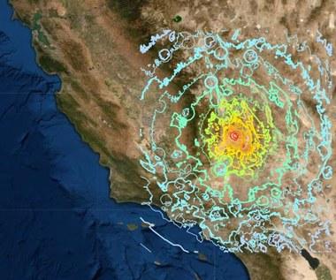 Ponad 5000 wstrząsów pod Kalifornią