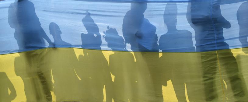 Ponad 80 procent Ukraińców źle ocenia sytuację w kraju /SERGEI SUPINSKY /AFP