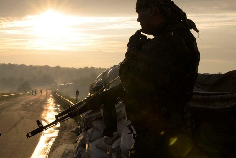 Ponad 80 ukraińskich pograniczników schroniło się na terytorium Rosji (zdjęcie ilustracyjne) /STRINGER /PAP/EPA