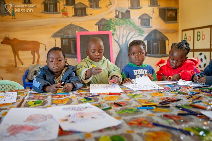 Ponad 800 tys. osób, w tym dzieci, potrzebuje w Malawi pomocy po przejściu cyklonu Idai /Polska Misja Medyczna /