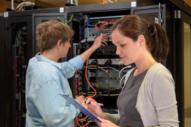 Ponad 90 proc. absolwentów informatyki, którzy skończyli studia na AGH, znalazło zatrudnienie /123RF/PICSEL
