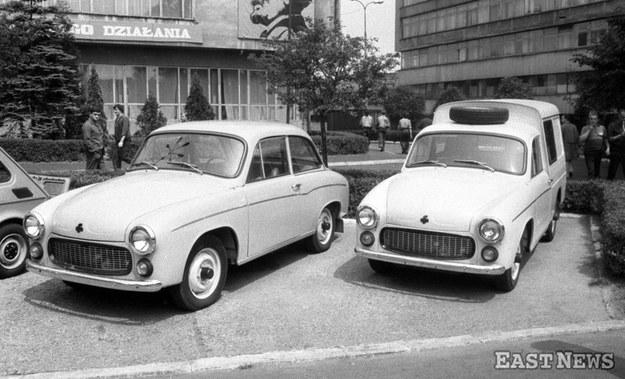 Ponad pół miliona syren wyprodukowała Fabryka Samochodów Osobowych na Żeraniu /Lesław Sagan /East News