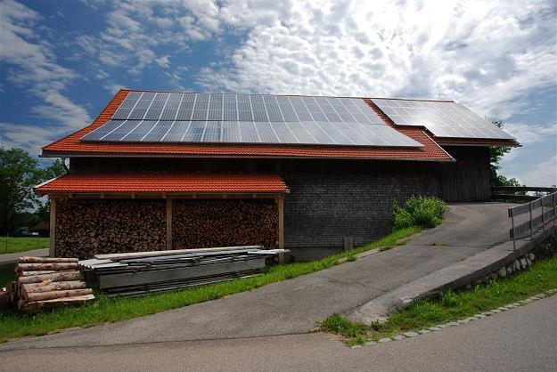 Ponad połowę zużytej energii w Niemczech stanowiła energia z ogniw fotowoltaicznych /©123RF/PICSEL