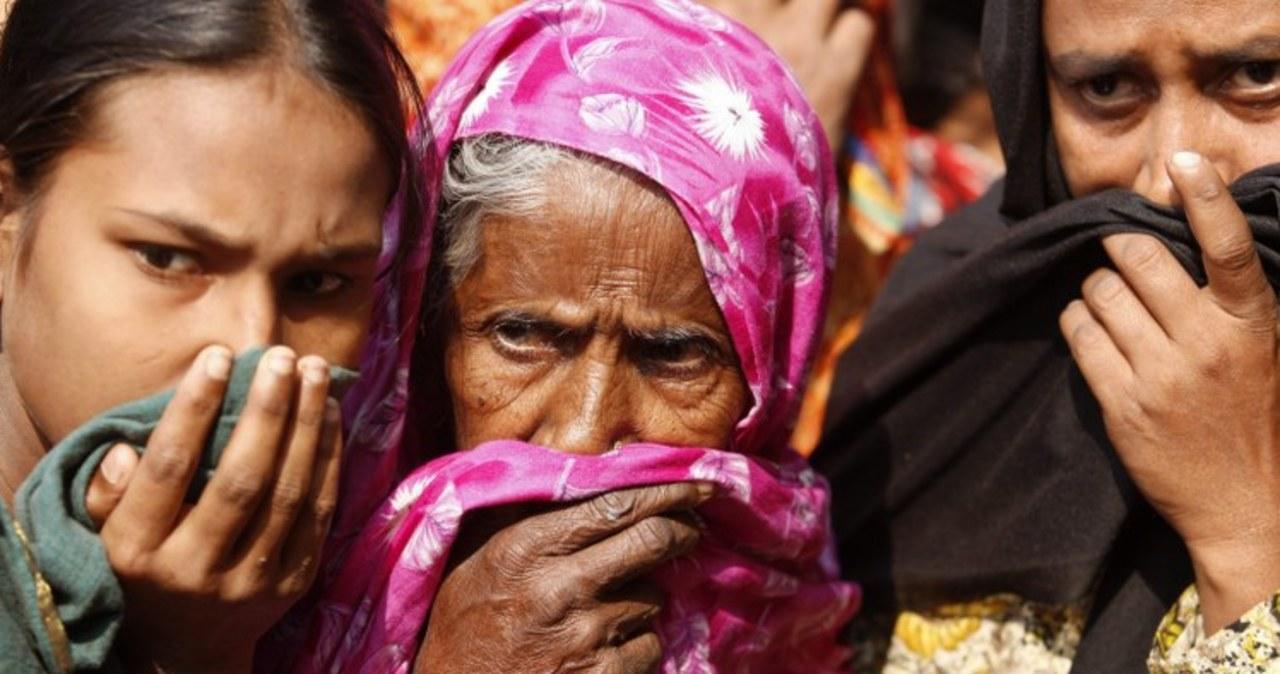 Ponad sto ofiar pożaru fabryki w Bangladeszu
