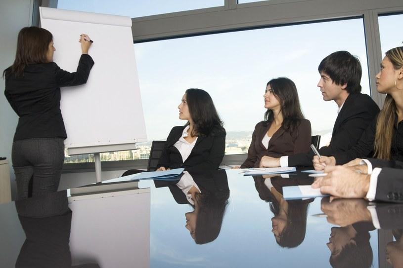 Ponad trzy czwarte osób planuje podnosić swoje kwalifikacje zawodowe w najbliższym roku /123RF/PICSEL