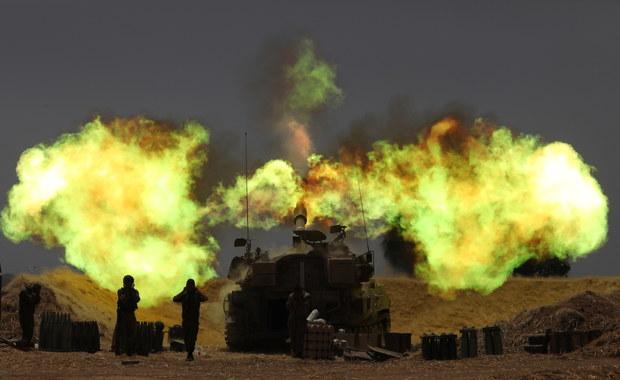 Ponad tysiąc rakiet w kierunku Izraela. W odwecie atak i 43 ofiary