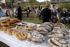 Ponadstuletni piec znów wypieka pyszny chleb