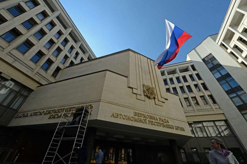 Ponomariow jako jedyny głosował przeciwko aneksji ukraińskiego Krymu /AFP