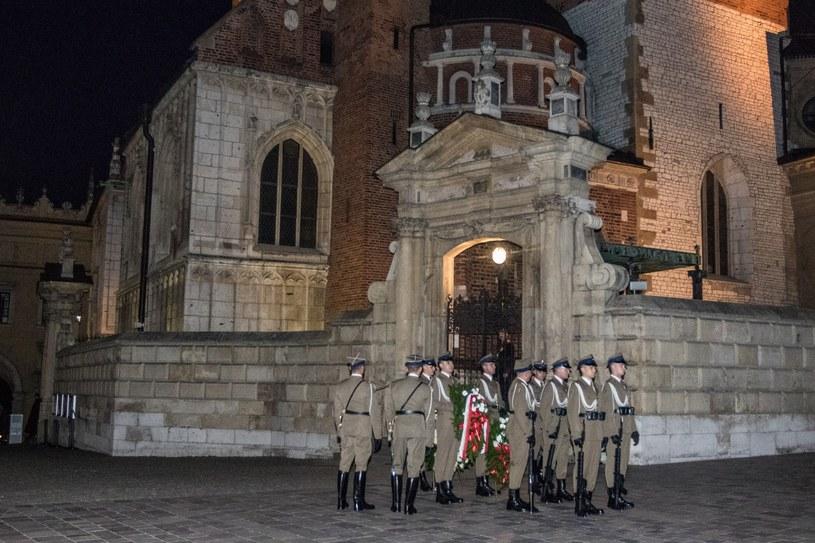 Ponowny pochówek Marii i Lecha Kaczyńskich /Jan Graczyński /East News