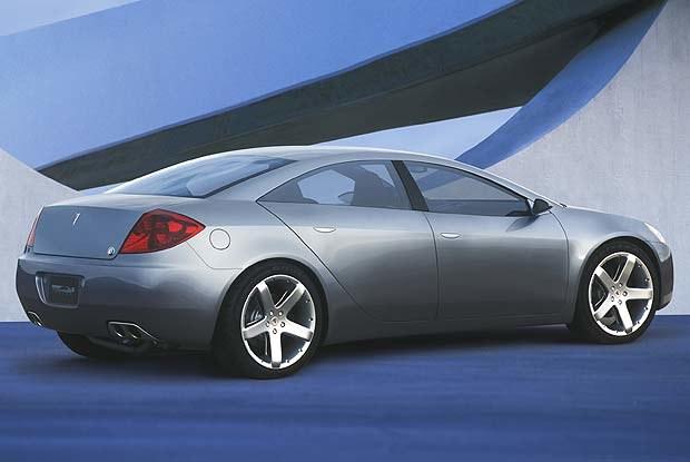 Pontiac G6 (kliknij) /INTERIA.PL