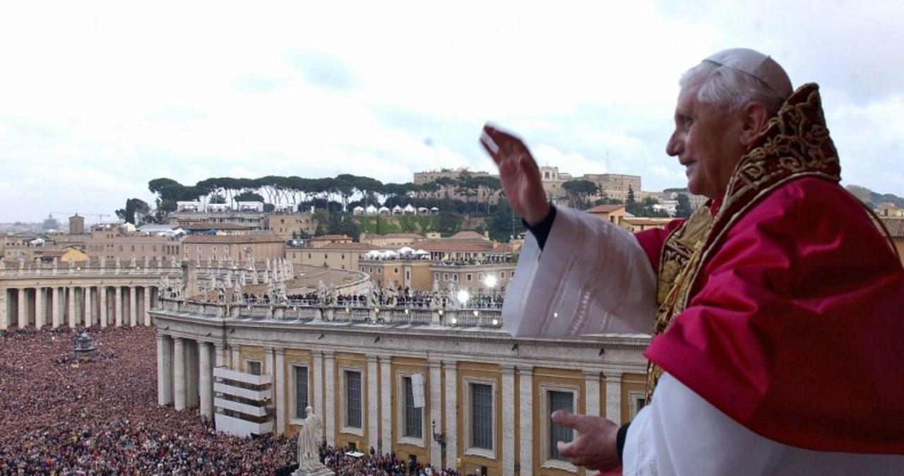 Pontyfikat papieża Benedykta XVI w obiektywie