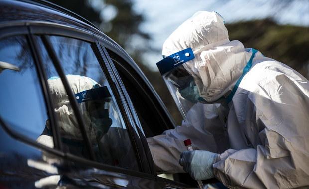 Ponura prognoza WHO ws. pandemii. Słowacja rozpoczyna kolejne powszechne testy