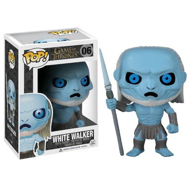 Pop! Figurka White Walker /materiały dystrybutora