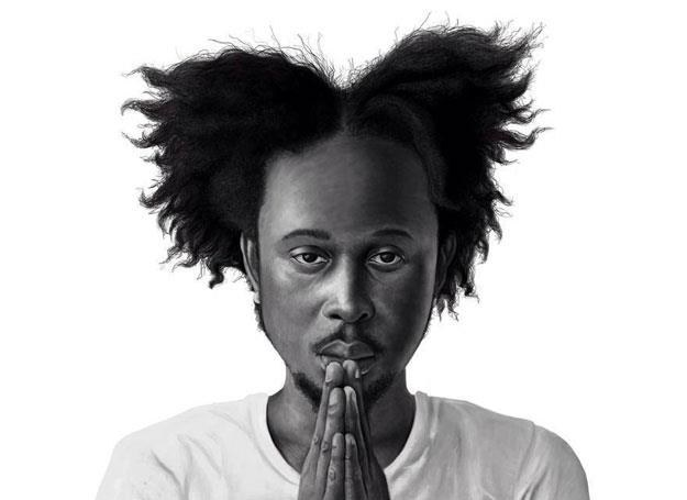 "Popcaan na okładce płyty ""Where we come from"" /"
