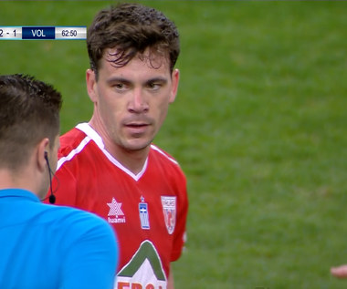 """""""Popis"""" byłego piłkarza Pogoni. Zobaczył dwie żółte kartki w dwie minuty. Wideo"""