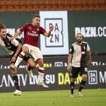 Popis Milanu w starciu z Juventusem: Wojciech Szczęsny pokonany cztery razy w ciągu 18 minut