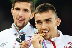 Popis naszych lekkoatletów! Chłopaki na medal
