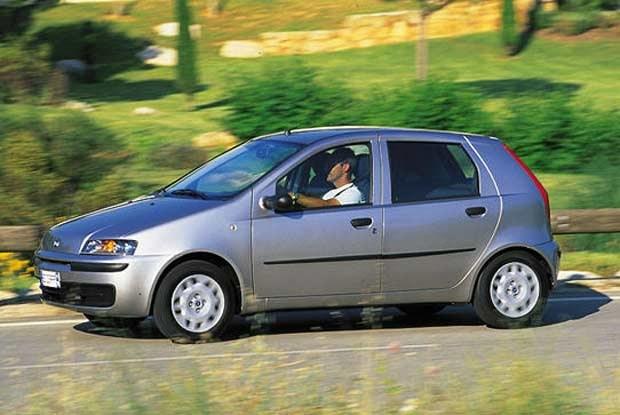 Poprawę wyników oraz wzrost udziału w krajowym rynku zanotował także Fiat / kliknij /INTERIA.PL