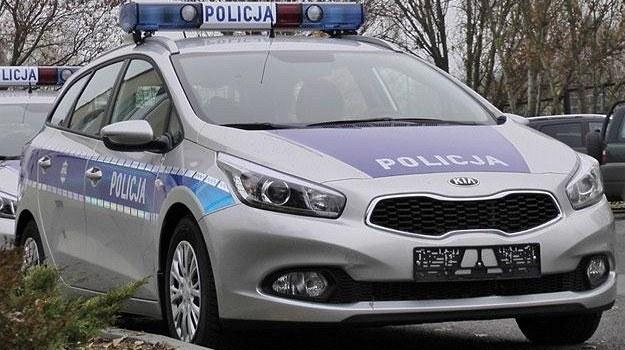 Poprzednia generacja Kii Cee'd również służyła w polskiej policji. /Policja