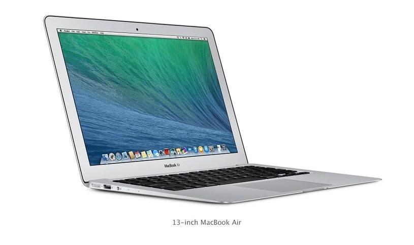 Poprzednia generacja MacBooków Air /materiały prasowe
