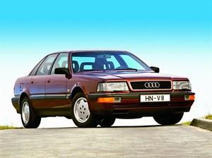 Poprzednik: Audi V8 (1988-1994) /Audi